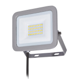 LED reflektor Home, 30W, 2250lm, 4000K, IP65, šedý
