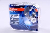 krabička H7 12V 80W PX26d Cool Blue Boost 2ks BOX OSRAM
